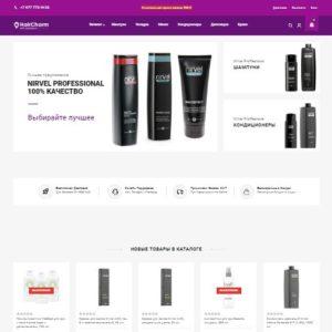 Интернет-магазин косметики для волос